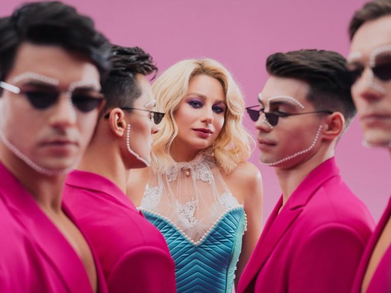 Natalia Gordienko la Eurovision