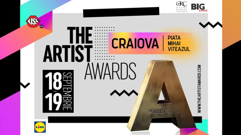 craiova - the artist awards