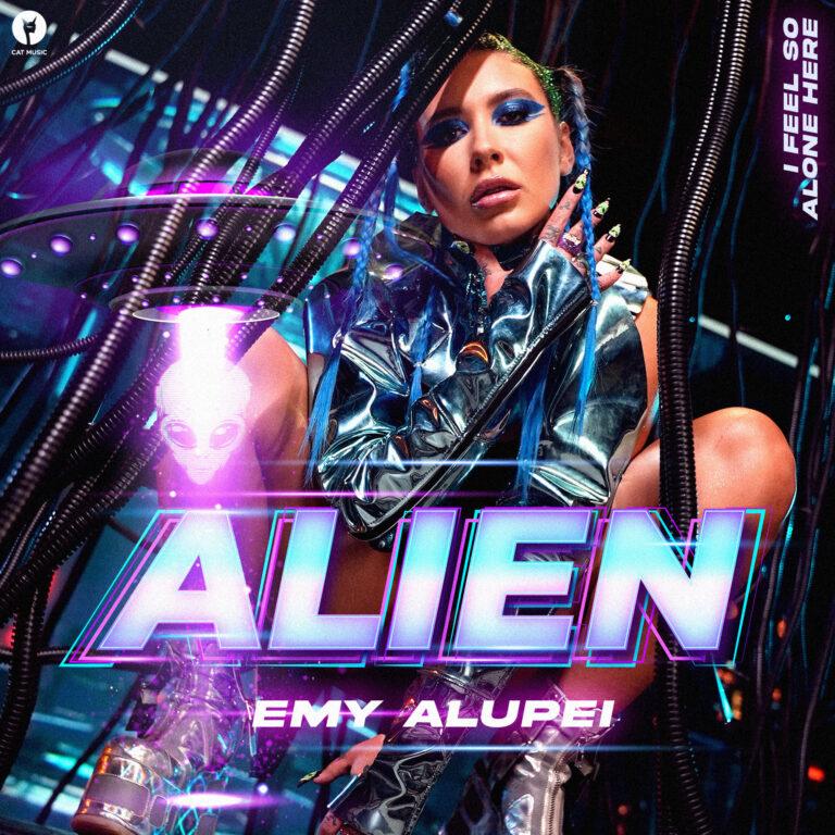 emy alupei - alien