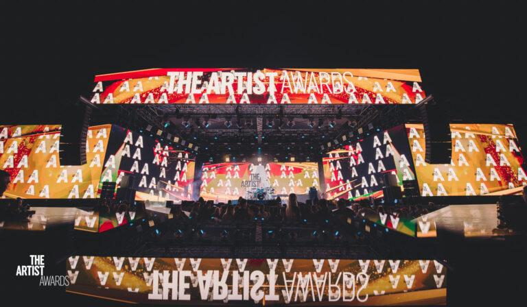 the artist awards