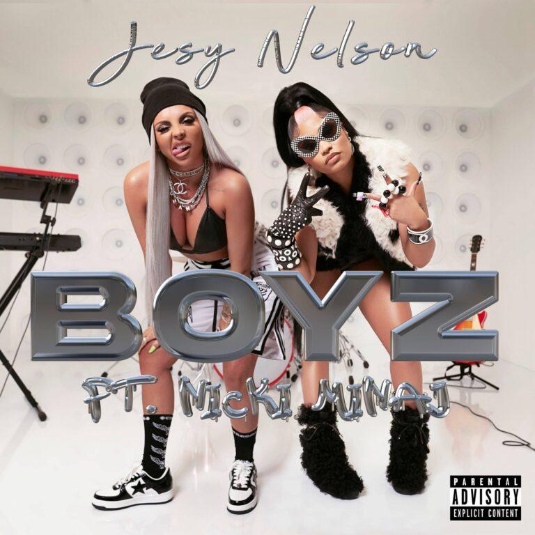 Jesy Nelson - Boyz feat Nicki Minaj