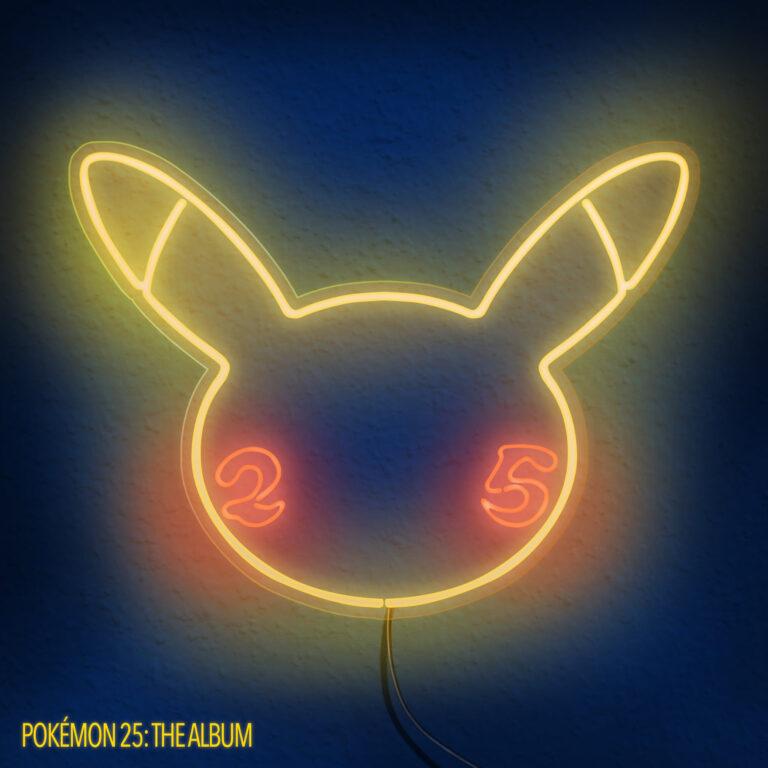 pokemon 25 the album