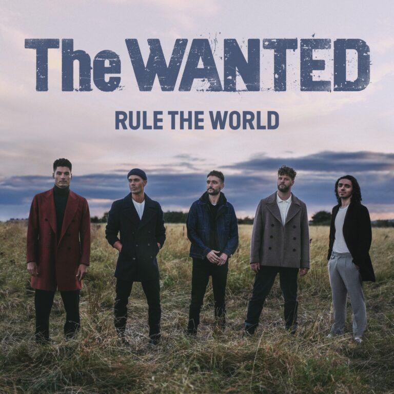 "Trupa The Wanted a lansat single-ul ""Rule The World"""